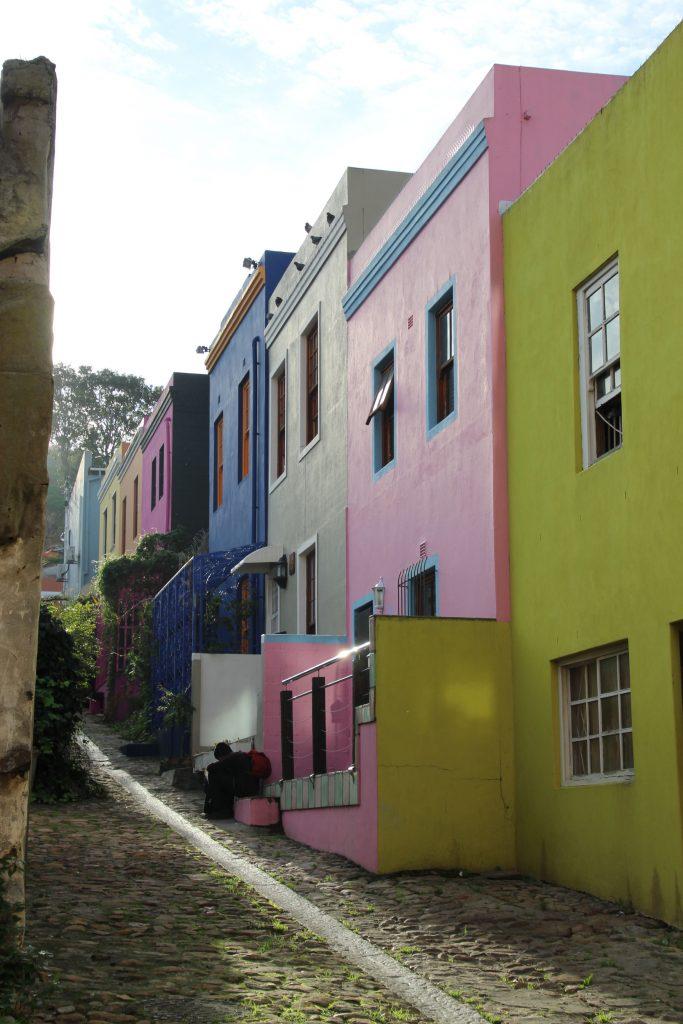 Kapstadt-Bo Kaap Viertel
