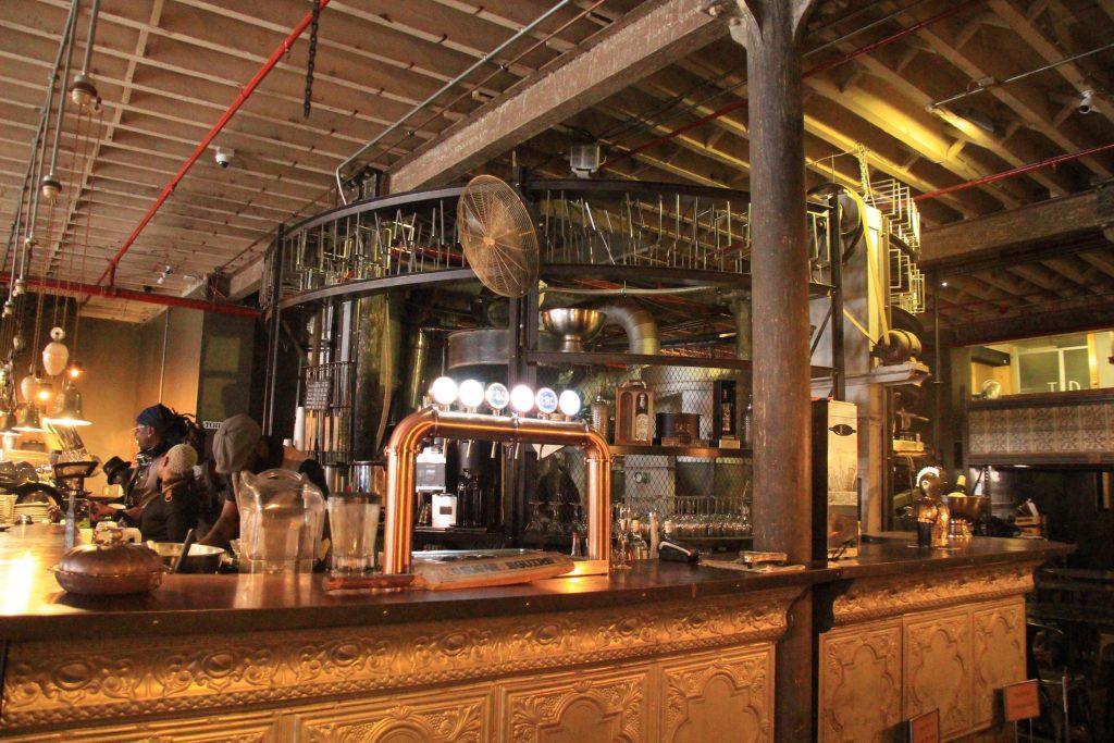 Kapstadt - Espresso Bar