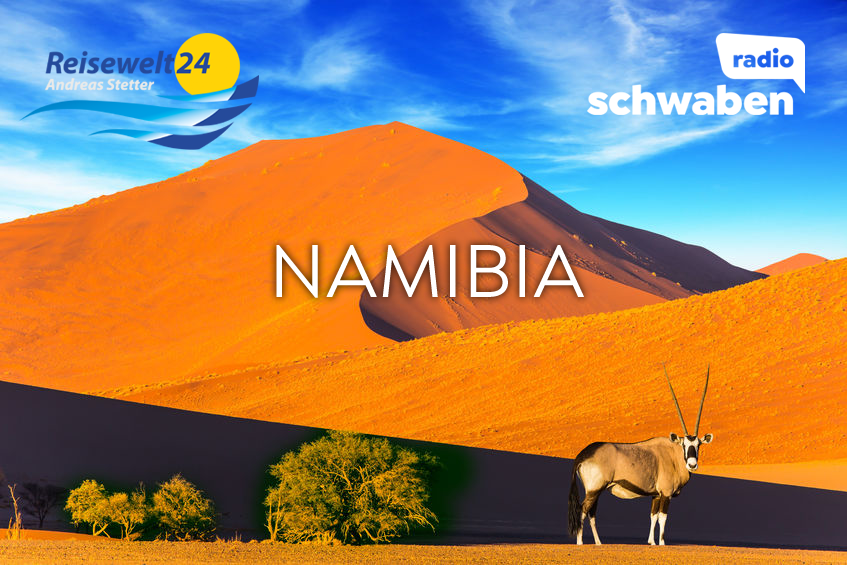 Namibia Podcast